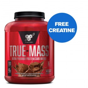 True Mass BSN Weight Gainer Protein 2.64kg