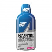 L-Carnitine Liquid 1500 by GAT Sport