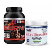 EHPLabs OxyShred & RHS Lipo Burn Weight Loss Stack