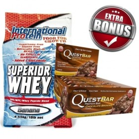 Superior Whey 4.55kg By International Protein
