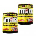 Twin Pack Attack Pre Workout by Kodiak Sports Nutrition