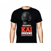 MuscleMeds Kai Greene Black T-Shirt
