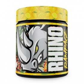 Rhino Rampage by MuscleSport Pre Workout 25 Serves
