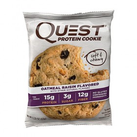 Quest Nutrition Quest Protein Cookies 12 x 59g