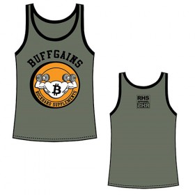 RHS Apparel BUFFGAINS Singlet
