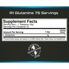 Rule 1 R1 Glutamine