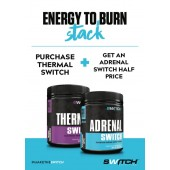 Switch Nutrition Energy To Burn Stack