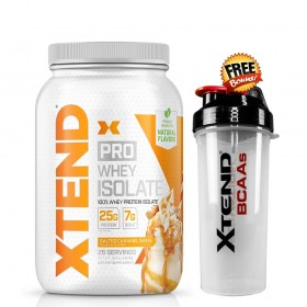 XTEND Pro Whey Isolate 2lb